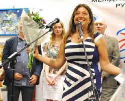 Майя Бирдвуд-Хеджер - Вторая премия
