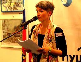 Мария Муха - финалистка