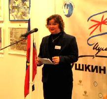 Светлана Мерфи - финалистка