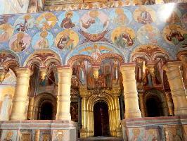 Интерьер церкви Одигитрии