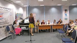Две Александры создают музыкальную прелюдию конкурсу
