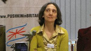 Ольга Табачникова - член жюри
