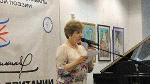 Татьяна Юфит - Приз зрительских симпатий и победитель турнира пародий