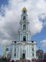 Колокольня (1741 – 1770)